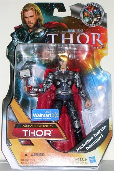 Thor: 6-inch Movie Thor by Hasbro | FigureFan Zero