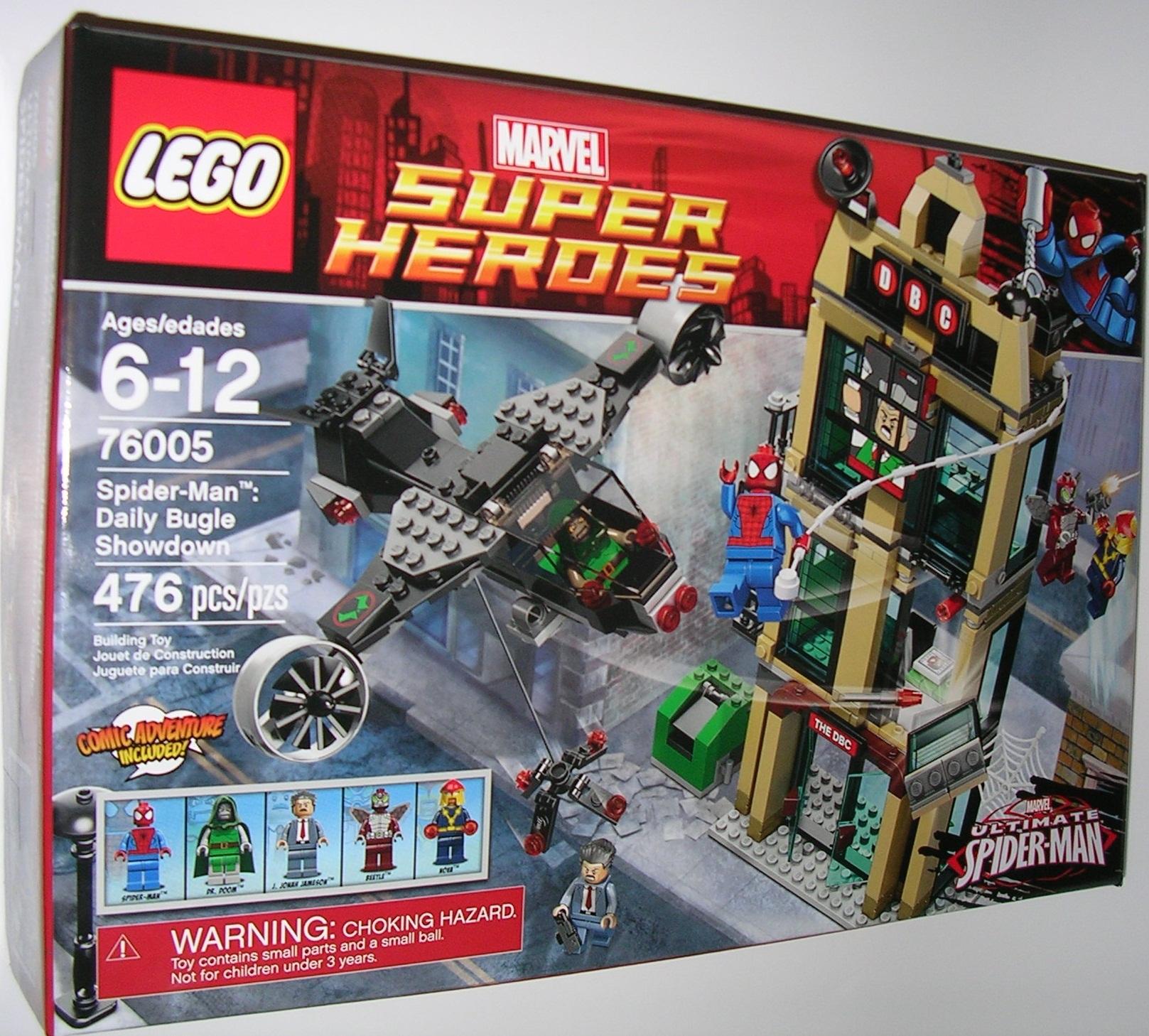Top 10 LEGO Marvel Super Heroes Sets! - YouTube |Lego Marvel Superheroes Deadpool Set