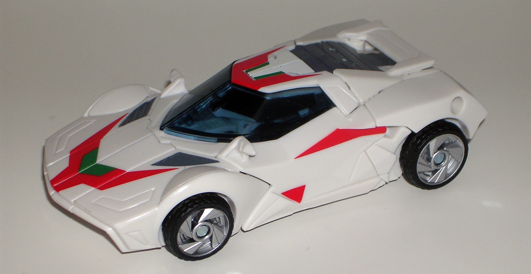Transformers prime wheeljack car - photo#3