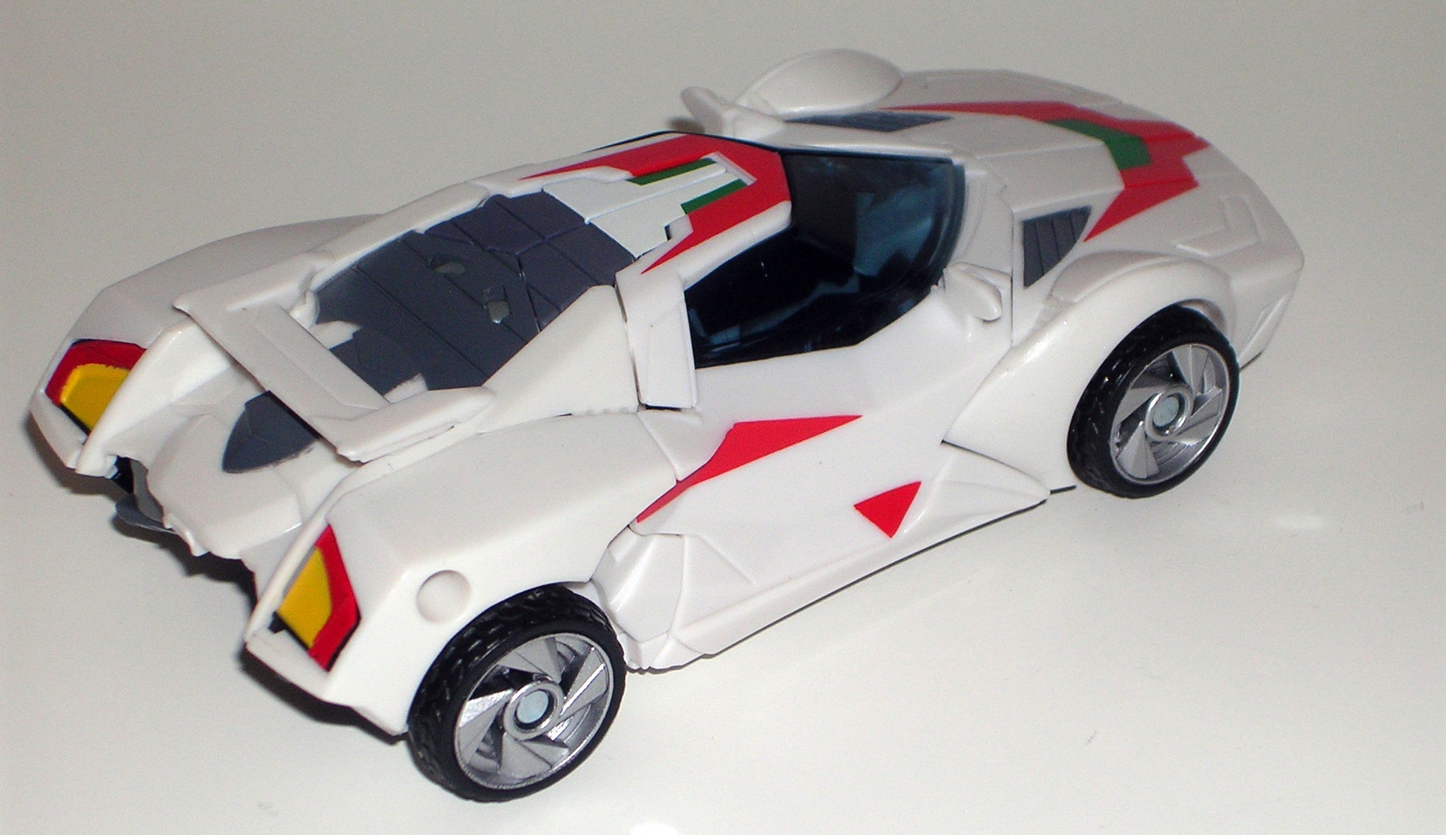 Transformers prime wheeljack car - photo#18