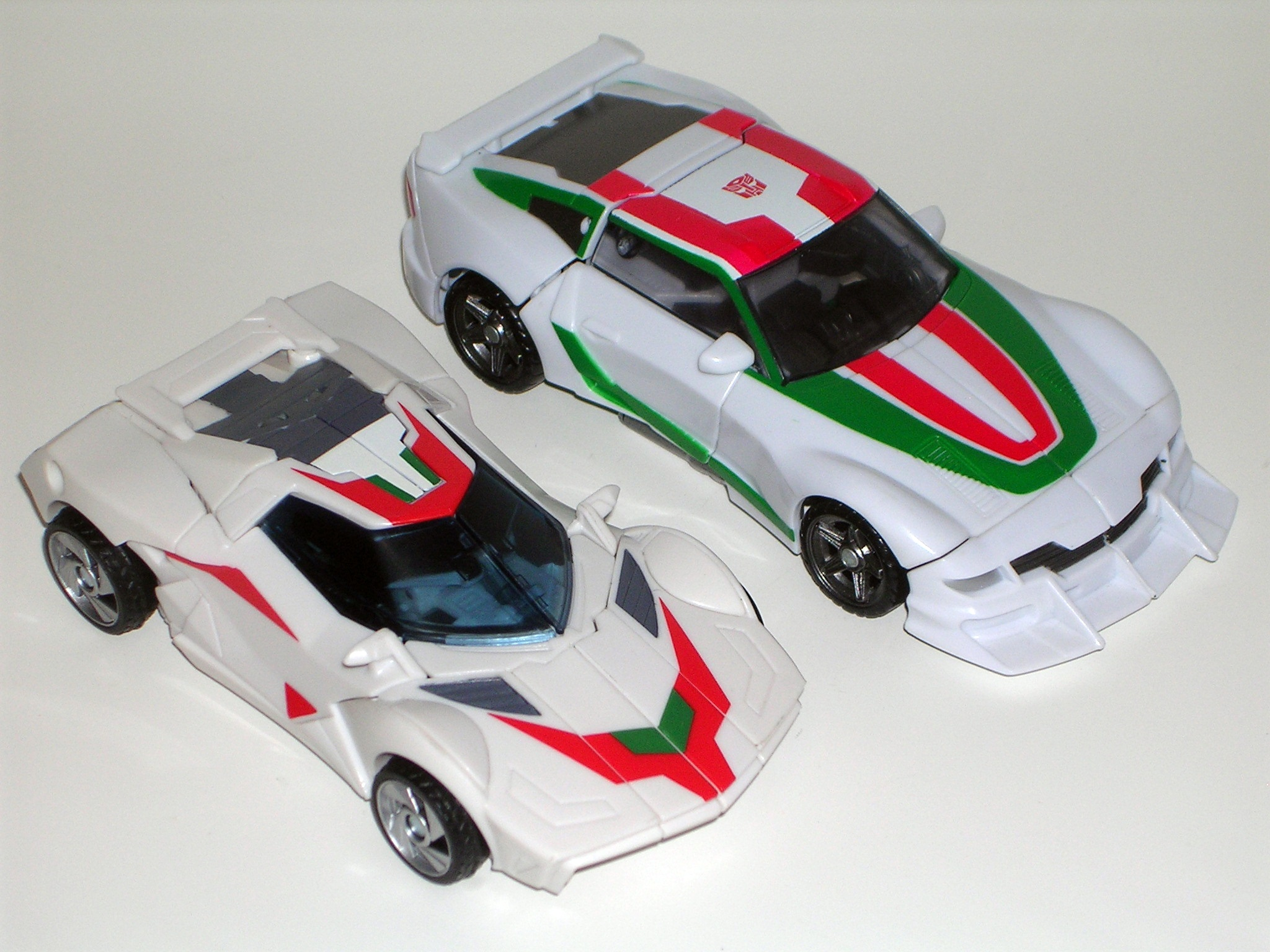 Transformers prime wheeljack car - photo#27