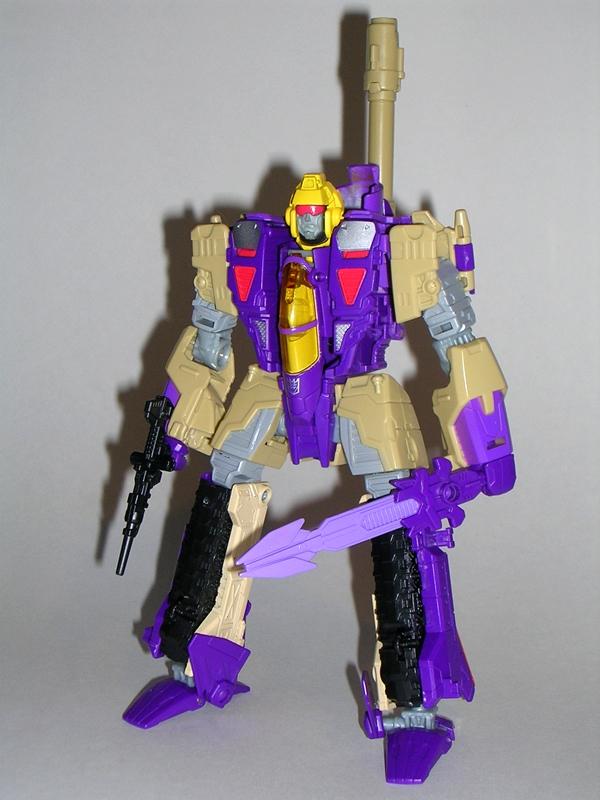 Transformers Generations: Blitzwing by Hasbro. | FigureFan ...