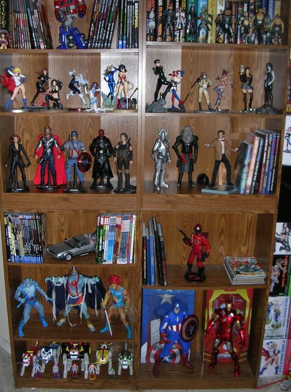 Reorganizing Room: Reorganizing Shelves!