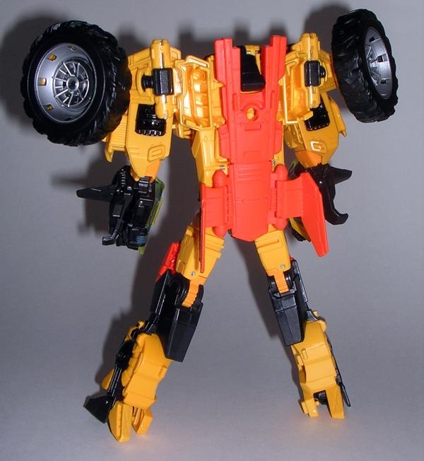 orange and blue helicopter transformer transformers generations sandstorm by hasbro figurefan zero