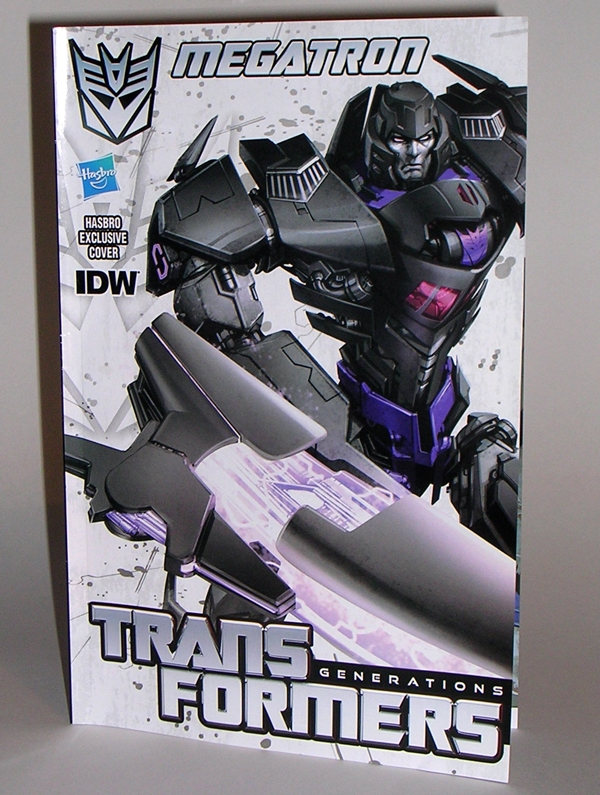 Transformers Generations Megatron 30TH Right Wing Weapon Part