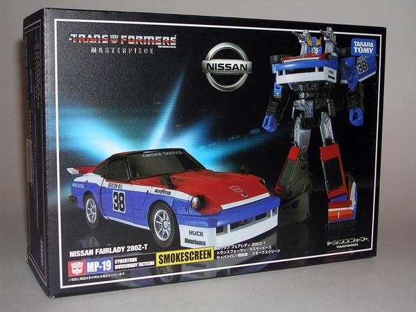 Toys & Hobbies Takara Masterpiece Transformers Mp-19 Nissan 280z-t Smokescreen Action Figures