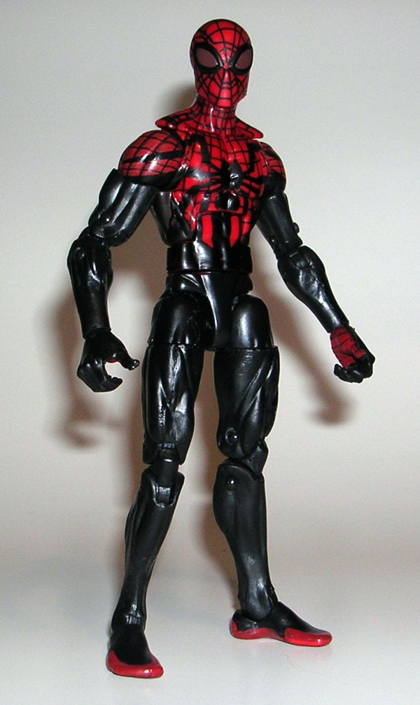 Marvel Legends Infinite Superior Spider Man By Hasbro