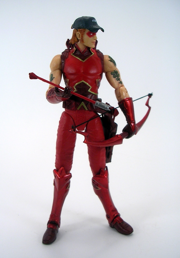 Red Hood And The Outlaws Arsenal By Dc Collectibles