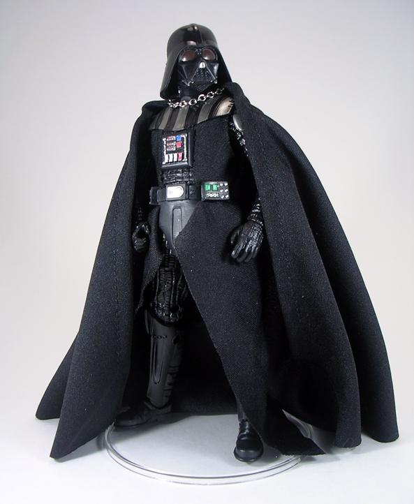 "Hasbro Star Wars 6/"" Black Series Darth Vader Removable Mask Action Figure RTOJ"