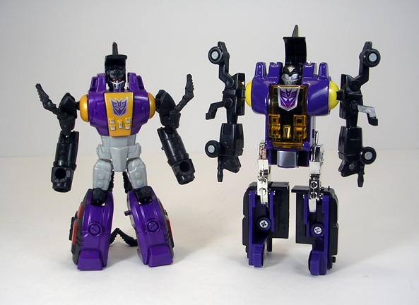 Transformers g1 Insecticons g1 Insecticons as i am