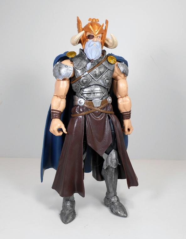Marvel Legends BAF Allfather All Father Odin Left Armor Arm Marvel