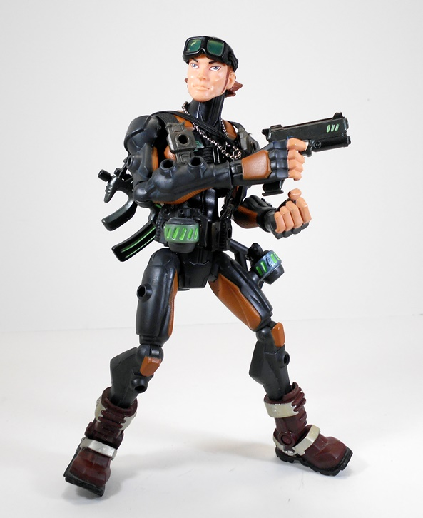 GI Joe Weapon Sigma 6 Tunnel Rat Grenade Original Figure Accessory