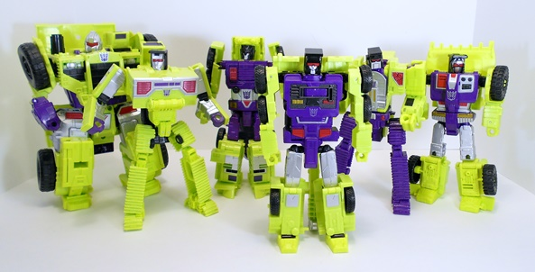 Transformers Combiner Wars Devastator Longhaul/'s Big Fat Gun Part of Double Gun