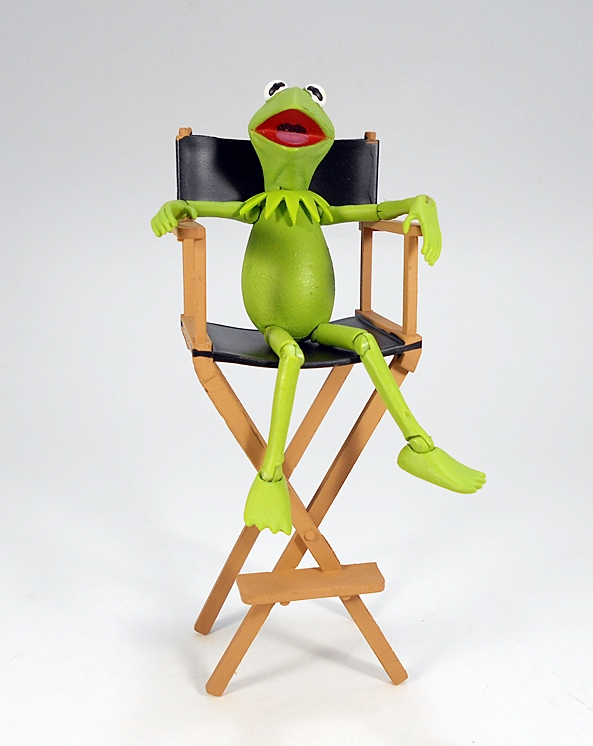 The Muppets Wave 1 By Diamond Select Part Ii Kermit