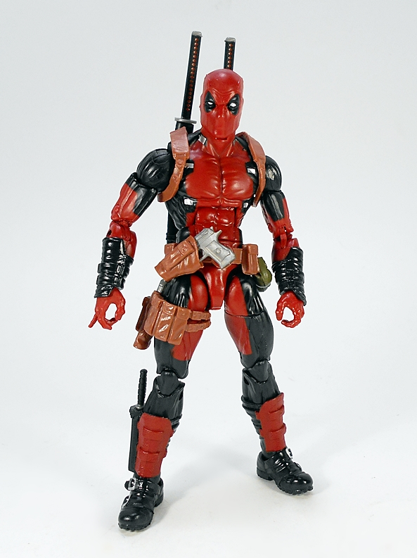 Marvel Legends BAF Juggernaut Right Arm Deadpool Wave Hasbro