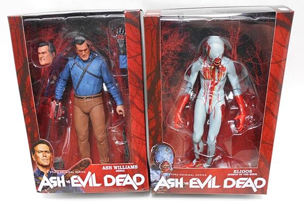 Eligos Ash vs Evil Dead NECA