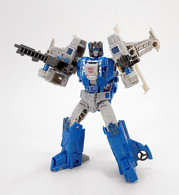 Transformers: Titans Return Xort & Highbrow by Hasbro