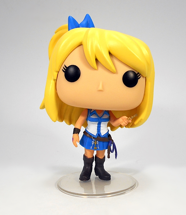 Pop! Vinyl (Fairy Tail): Natsu And Lucy By Funko