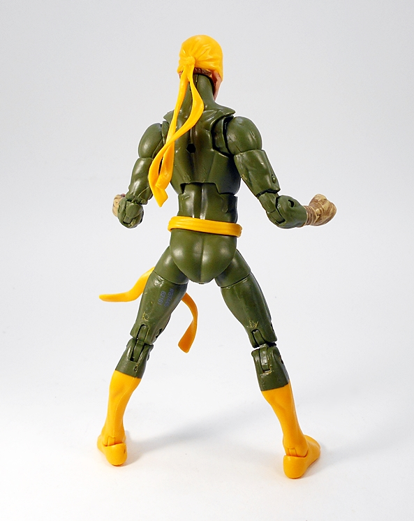 Hasbro Doctor Strange Marvel Legends 6-Inch Iron Fist Action Figure New Fast