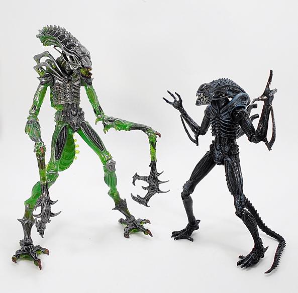 Mantis alien