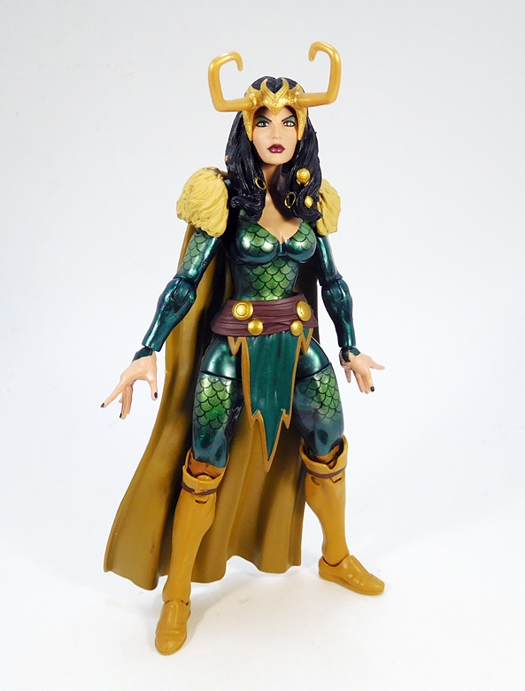 LOOSE Hasbro Marvel Legends A force Loki