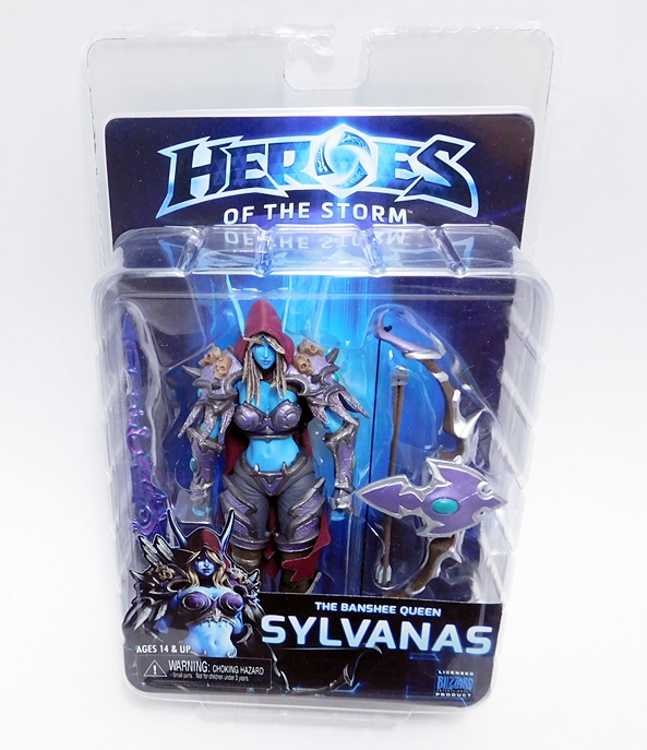 Heroes Of The Storm Sylvanas Warcraft By Neca Figurefan Zero Cold embrace now favored after the blood for blood nerf. storm sylvanas warcraft by neca