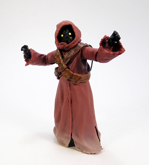 STAR WARS POTF2 STYLE ION BLASTER FOR JAWAS FIGURE