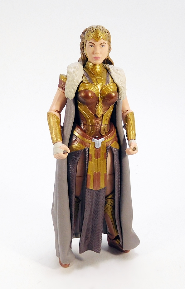 "DC COMICS MULTIVERSE WONDER WOMAN 6/"" ACTION FIGURE COLLECTOR TOYS with ARES"