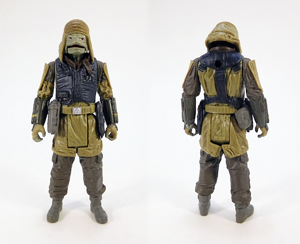 ROGUE ONE Rebel Commando Pao Imperial Death Trooper STAR WARS Kenner Hasbro