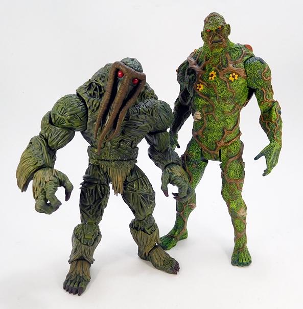 Marvel Legends Man Thing BAF Build A Figure Piece Left Arm