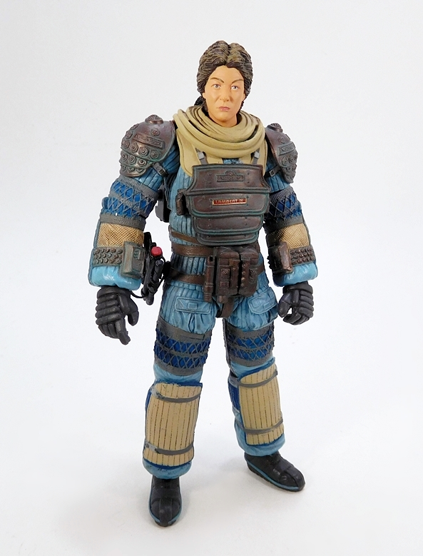 Action & Toy Figures New Sci-fi Terror Movie Aliens Isolation Amanda Ripley Compression Suit Jump Suit Xenomorph Original Neca 7 Action Figure To Produce An Effect Toward Clear Vision