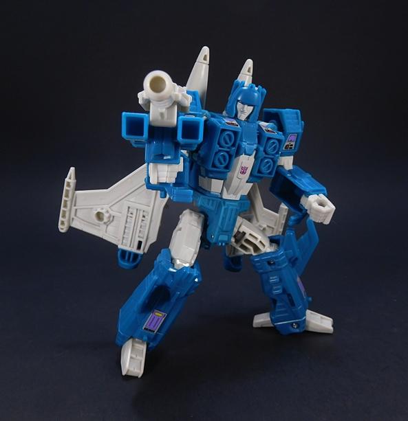 Transformers Titans Return: Caliburst and Slugslinger by