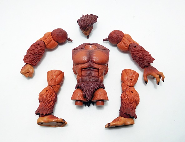 Head Left Arm Right Leg Torso Hasbro Marvel Legends Build-A-Figure BAF Parts
