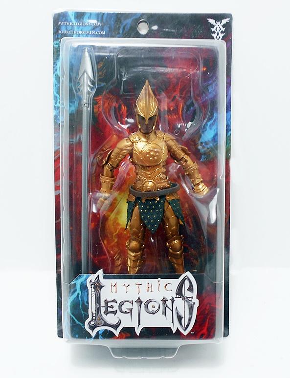 Mythic Legions Elf Legion Builder Advent of Decay Four Horsemen NEW 2019