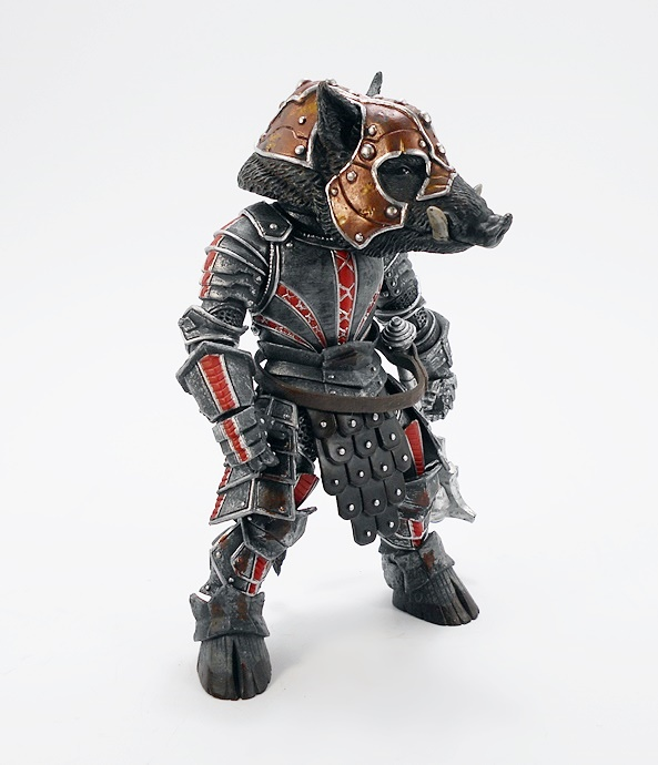 Mythic Légions Advent of Decay boarrior figure par 4 cavaliers
