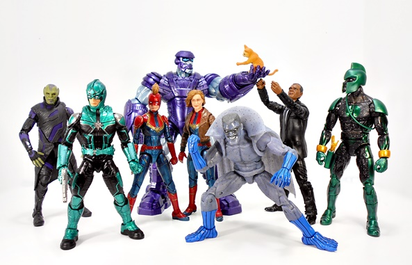 ba896e1b6240d Marvel Legends! | FigureFan Zero