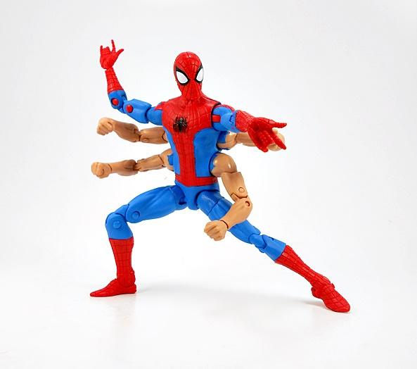 "Marvel Legends 2019 KINGPIN BAF PIECES Loose 6/"" Heads Legs Arms Torso Spider-man"