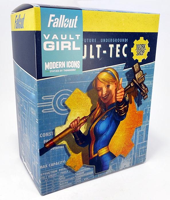 Fallout 4 Vault 111 Concept Art