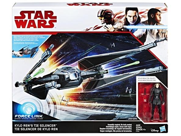 Star Wars Kylo Ren S Tie Silencer By Hasbro Figurefan Zero