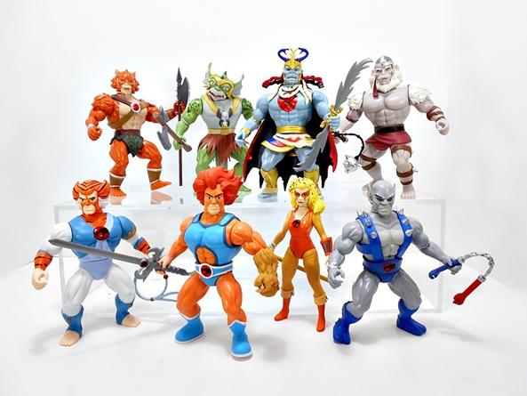 Funko 30153 SAVAGE Mondo Multicolore Thundercats CHEETARA-Figura da Collezione