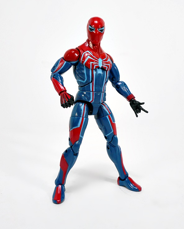 Spider-Man Action Figure Marvel Legends Velocity Suit